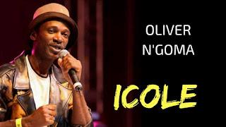 Oliver N'goma - Icole