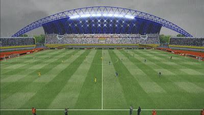 PES 2016 Gelora Sriwijaya Stadium - Palembang by Irvanlana