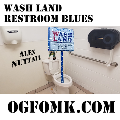 Wash Land Restroom Blues