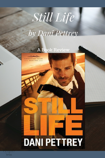 Still Life by Dani Pettrey A book review on Marissa Writes