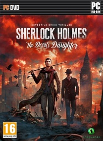 Sherlock Holmes The Devils Daughter Full Version (CPY)