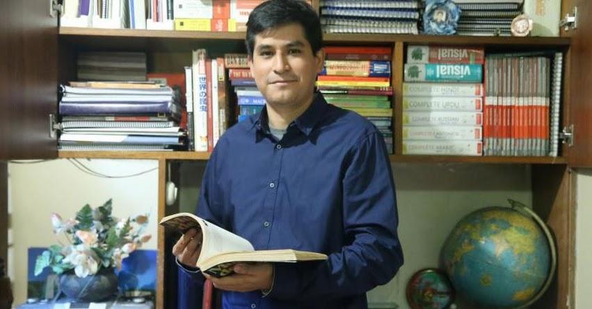 MARCO CARRASCO: Conoce al Peruano que terminó en la Universidad San Marcos, pasó por La Sorbona y ahora estudia en Harvard