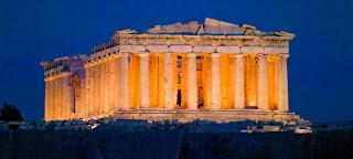 La Bruma del Olimpo: Vida e historia del Partenón de Atenas