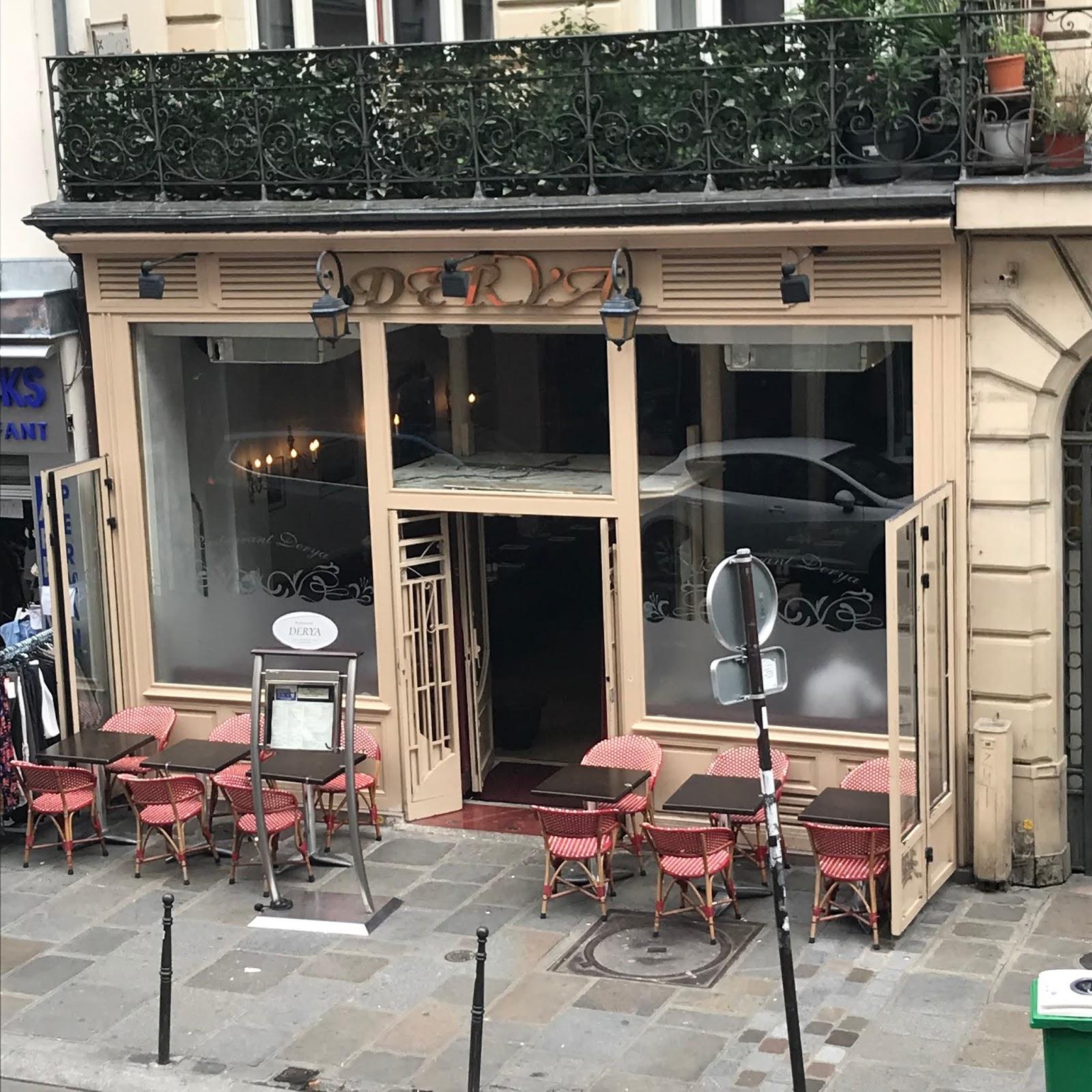restaurant paris 10