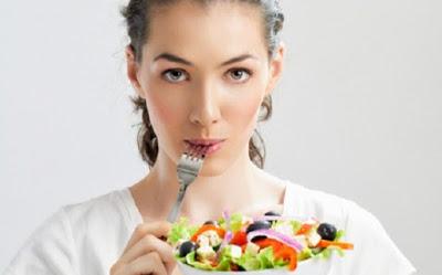 Pola Makan Dan Perawatan Diri
