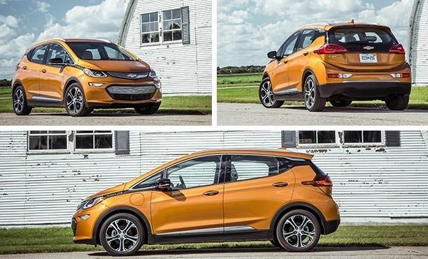 2017 Chevrolet Bolt EV Review