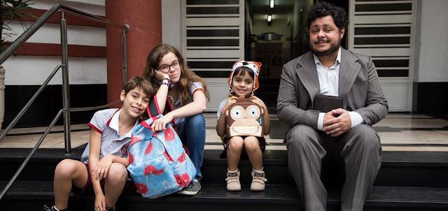 um tio quase perfeito, filme brasileiro, uma garota chamada sam