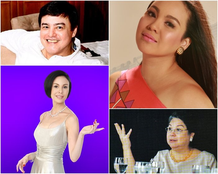 Claudine Barretto Addresses The Accusation On Her Being: Joaquin Barretto Defends Gretchen Barretto Against Their