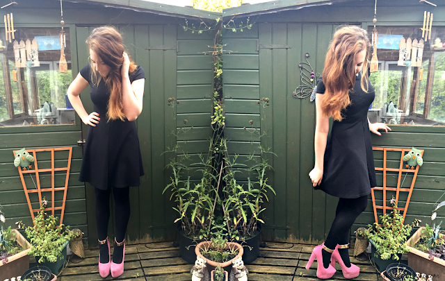 Pink Online Avenue Shoes ootd love, maisie