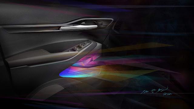 Kia revela imagens do interior do novo SUV compacto