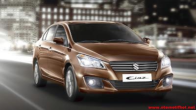 Spesifikasi dan Review Lengkap Mobil Sedan Suzuki Ciaz