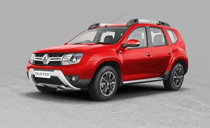 Renault Duster 2018 Couleurs Colors