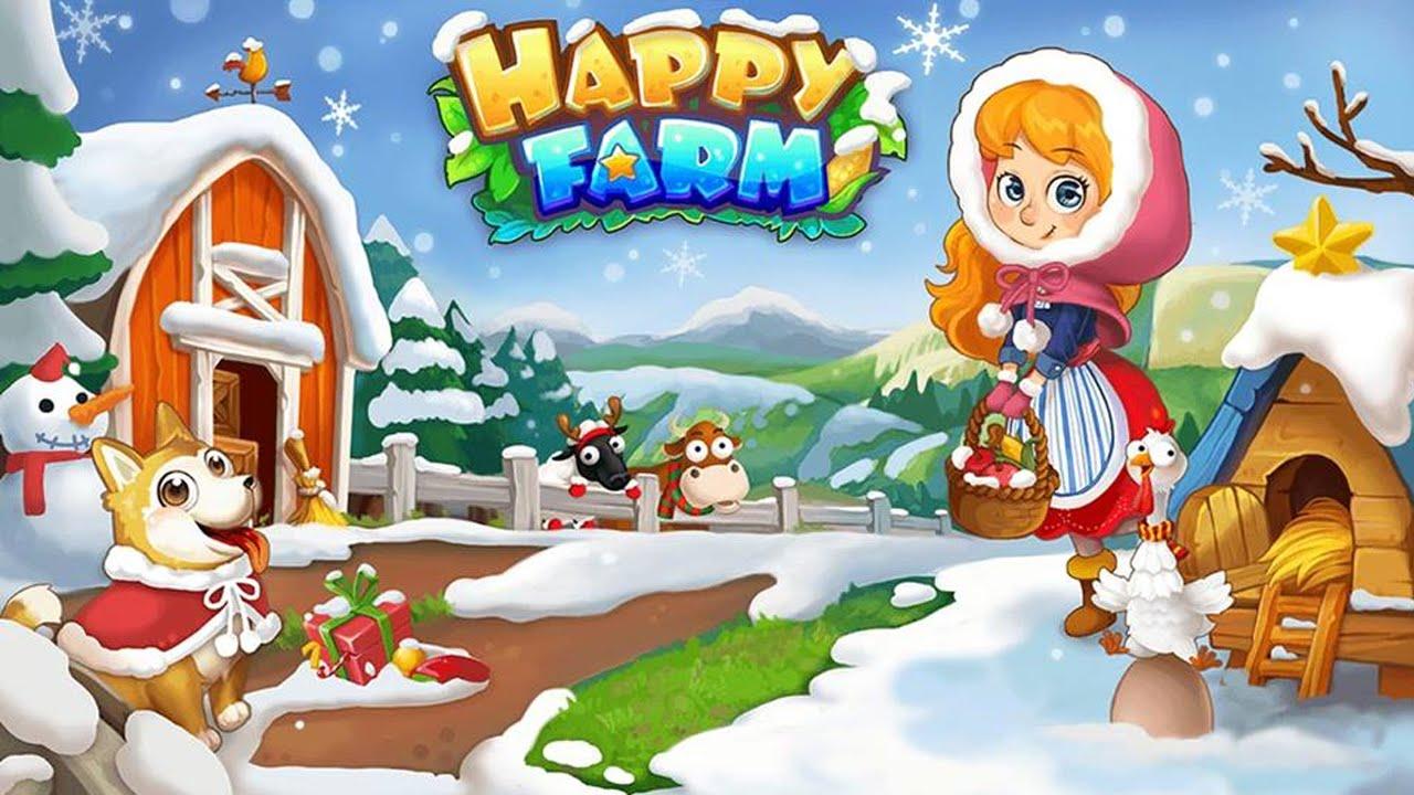 تحميل لعبة المزرعة السعيدة Happy Farm 2019 للكمبيوتر