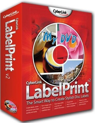 CyberLink LabelPrint 2.5.0.10810 poster box cover