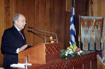 Θλίψη - Πέθανε ο πρώην Πρόεδρος της Δημοκρατίας Κωστής Στεφανόπουλος