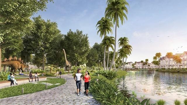 Công viên dự án Lakeview City