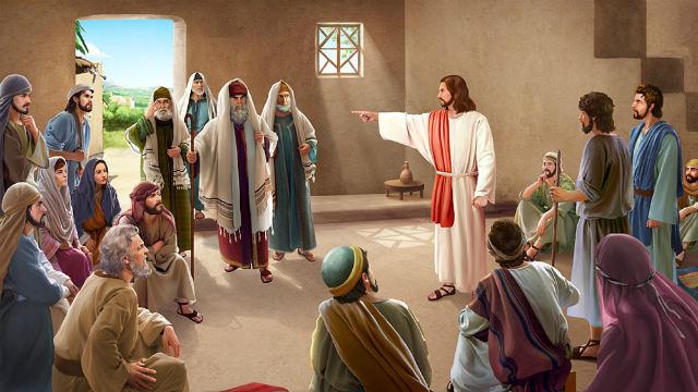 東方閃電|全能神教會|主耶穌|圖片