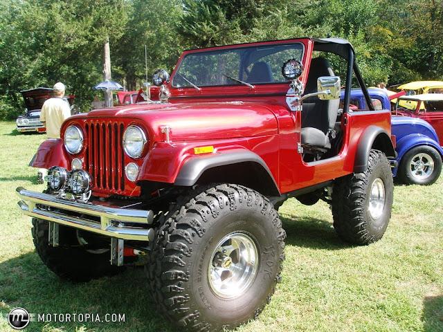 Jeep CJ7 (1976 – 1986)