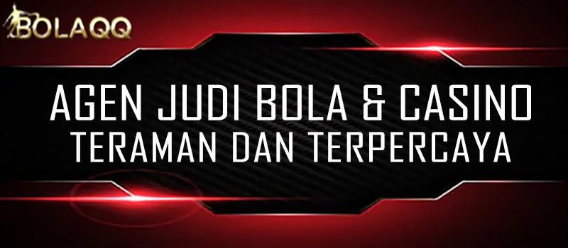 BOLAQQ - Agen JUDI BOLA TERBESAR DAN TERPERCAYA  1