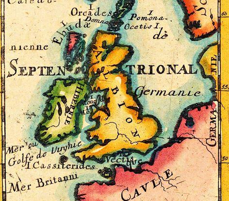 L'invasione illirica in Gran Bretagna