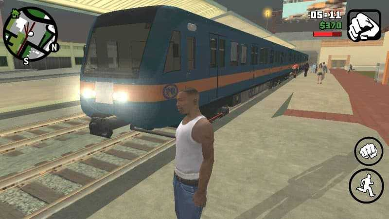 GTA : San Andreas Mobile