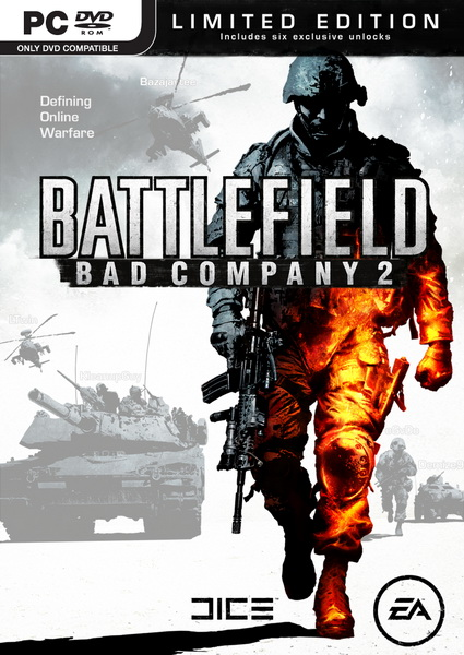 909 Battlefield Bad Company 2 PC Game