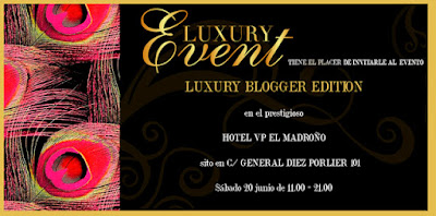 Luxury Blogger´s Day - Edition II