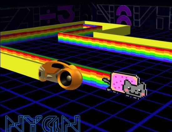 Nyan Cat: Covering the Web in Cute | Mental Floss