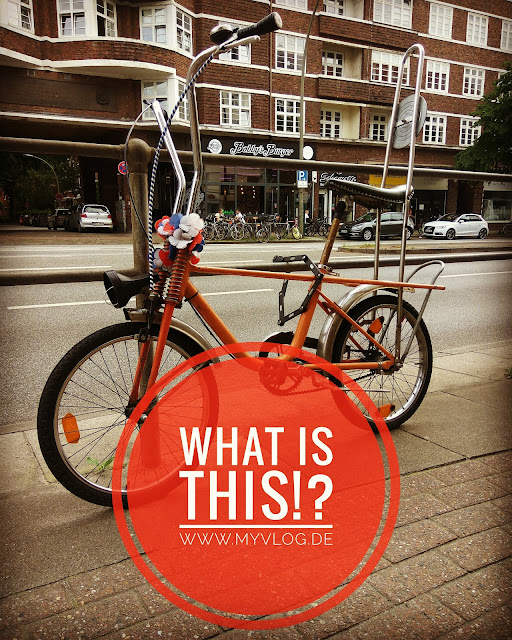 MyVlog Foto: Lifestyle - Bonanza Fahrrad  - WHAT IS THIS!? - Start Sommer 2017