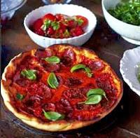 Η πιο εύκολη ζύμη για πίτσα από τον Jamie Oliver - by https://syntages-faghtwn.blogspot.gr