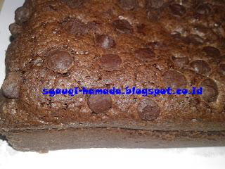 Cara Membuat Brownies Panggang Coklat Tanpa Mixer