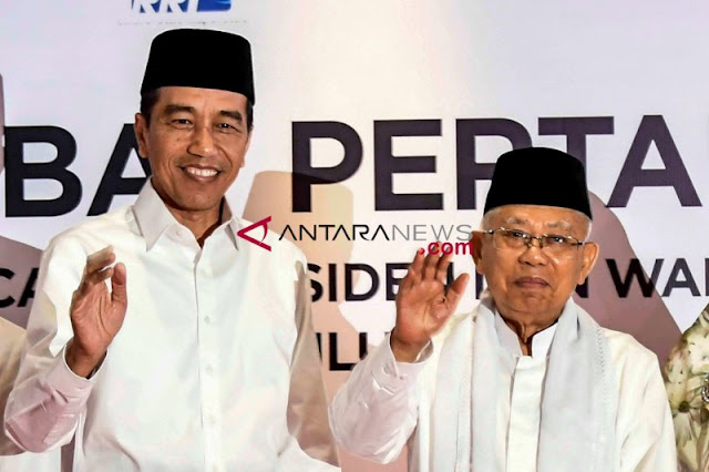 Ulama NTB deklarasikan dukungan untuk Jokowi-Ma`ruf