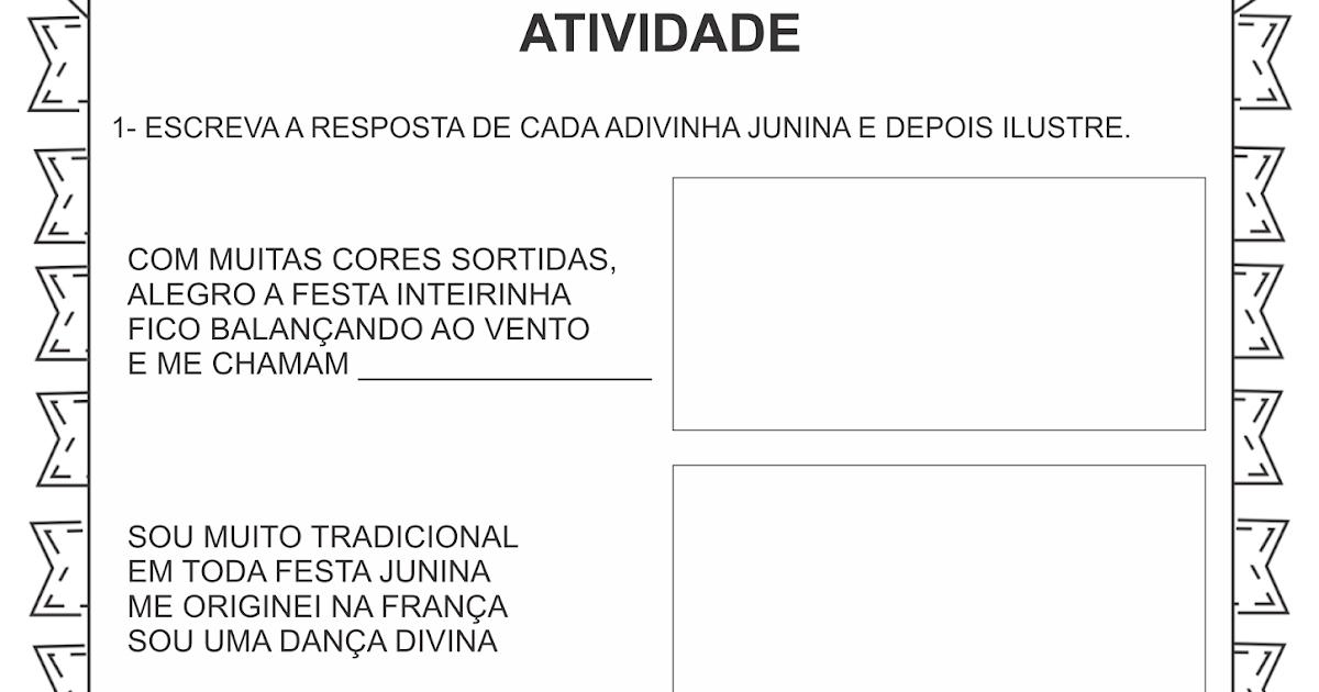 Muito Lipitipi- Atividades e Projetos Fundamental I: Atividade Adivinha  YW17