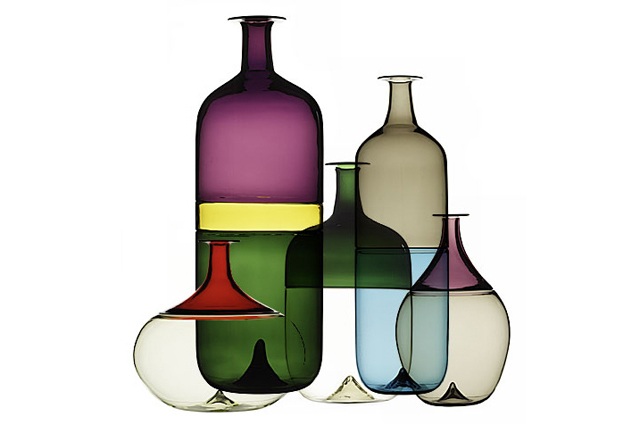 Decoracion con vidrio decorar con botellas de vidrio - Decorar botellas de vidrio ...