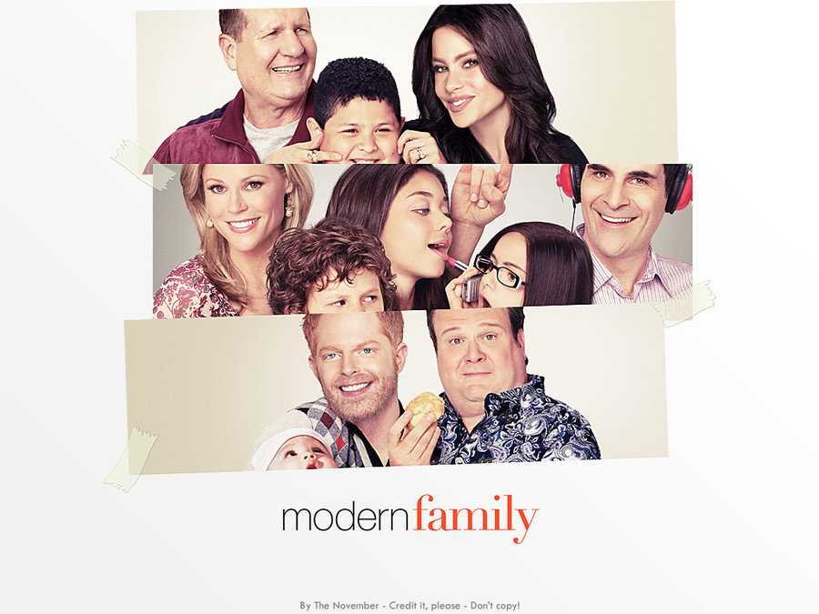 modern family wallpaper photo - photo #17