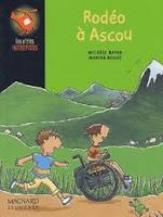 "Livre ""Rodéo à Ascou"""
