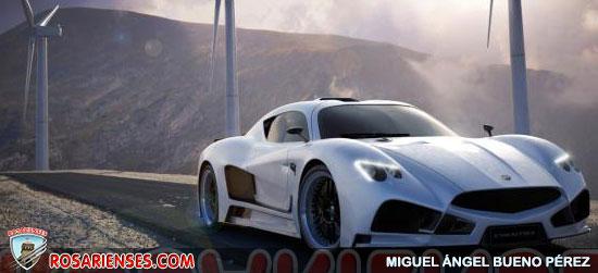 Mazzanti Evantra V8, un superdeportivo con regusto italiano | Rosarienses, Villa del Rosario