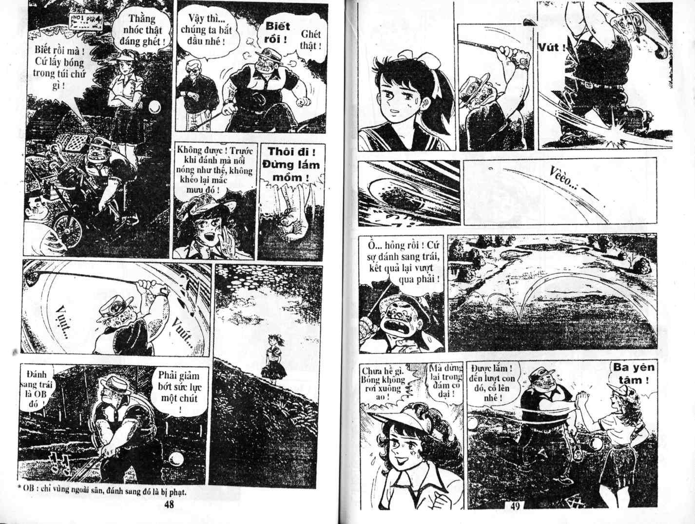 Ashita Tenki ni Naare chapter 1 trang 22