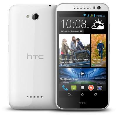 Thay man hinh HTC Desire 616 gia bao nhieu