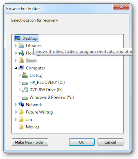 How to Recover Deleted Files Using Recuva - Data recovery software