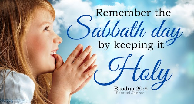 Sabbath Day Holy Quotes