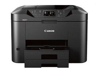 Canon Maxify MB2720 Review - Free Download Driver
