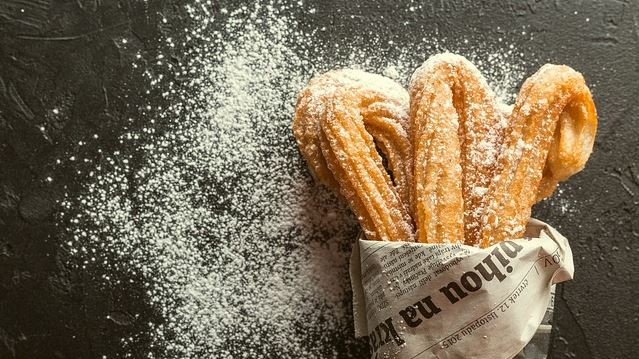 makanan mengandung tinggi gula