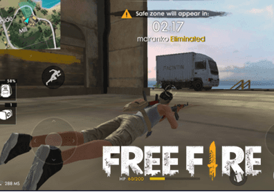 prone free fire