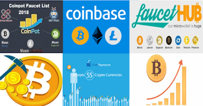 COINPOT & FAUCETHUB & DIRECT FAUCETS | Free online earning