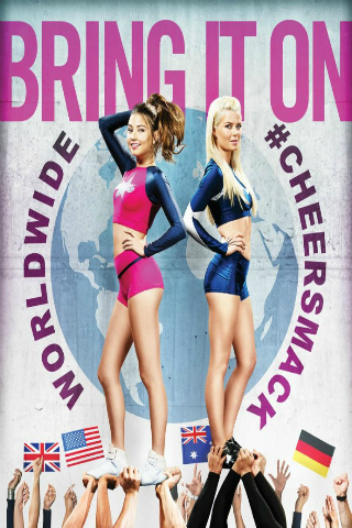 Bring It On: Worldwide #Cheersmack [2017] [DVDR] [NTSC] [CUSTOM HD] [Latino]