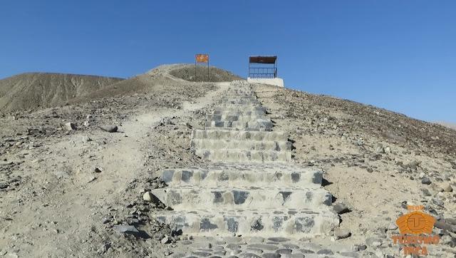 geoglifos de Palpa reloj solar