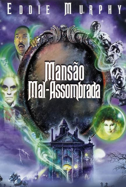 Mansão Mal-Assombrada Torrent – BluRay 720p/1080p Dual Áudio