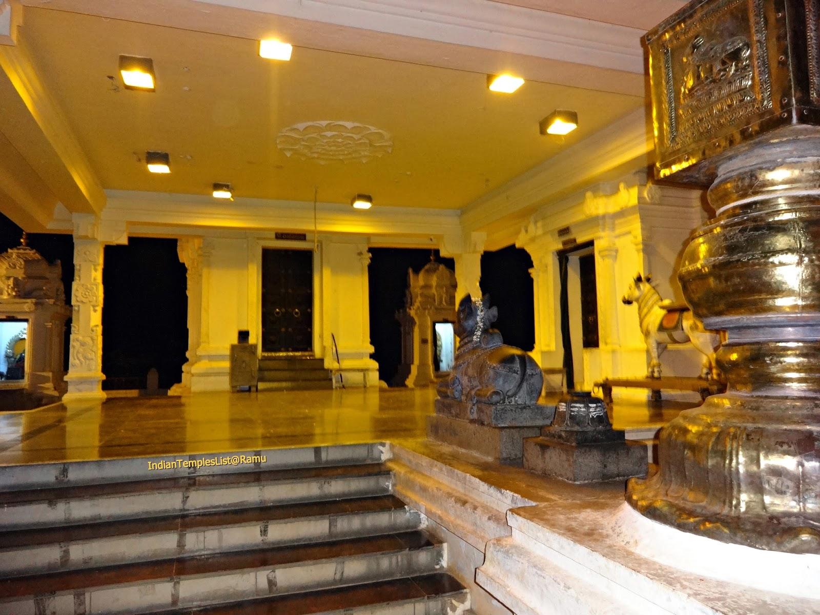 Temples Near Ramoji Film City