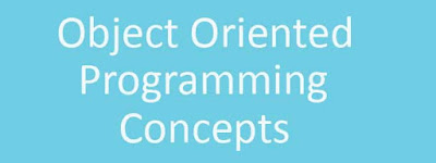 Object Oriented Programming Concept
